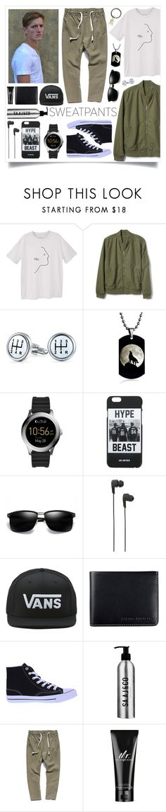 """""""Street Style"""" by madeinmalaysia ❤ liked on Polyvore featuring MANGO, Gap, Bling Jewelry, Wolf & Moon, FOSSIL, LES (ART)ISTS, B&O Play, Vans, Status Anxiety and Burberry"""