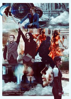 The hunger games -- Catching fire
