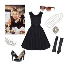 Halloween-Inspired Breeders' Cup Fashion #dress
