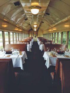 Palestine Tx dinner train