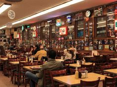 Famous restaurants in NYC