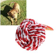 $1.90 Entertainment Rolling Use Cloth Play Ball Toy-Small Size