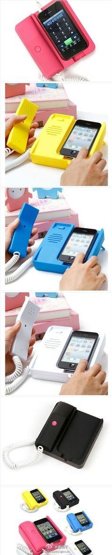 Vintage iphone