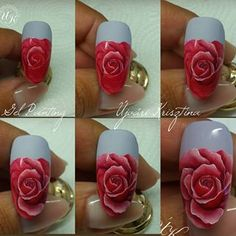 Reposted from - köröm by Frique Pedicure Nail Art, Gel Nail Art, Nail Art Diy, Easy Nail Art, Diy Nails, Nail Nail, Peacock Nail Art, Different Nail Designs, Bulletins