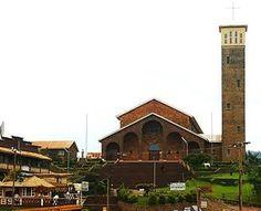 Imágenes de Camerún.- El Muni.