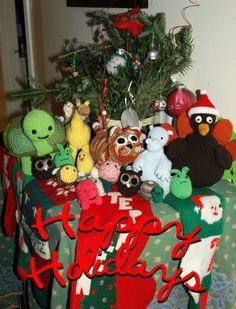CrochetByKarin: Happy Crochet Holidays!