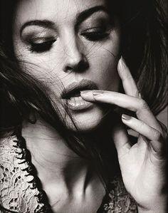Monica Bellucci by Bruno Dayan