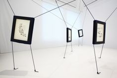 Dekadens Exhibition by Jonas Lindvall/ Helsingborg, Sweden Simple and smart
