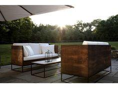 industrial outdoor furniture ideas