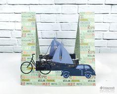Space Die Trimcraft Dovecraft Mini Metal Paper Card Craft Die Set