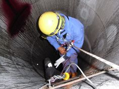 Rope Access Confined space entry