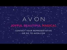Avon is your holiday destination for all things under the tree and more! We carefully curated our holiday collection to make your gift giving joyful, beautiful and magical! avon4.me/2iblwkG