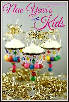 130 Best New Years Activities and Crafts for Kids images New years activities, New years Ideas About New Years Eve Party On Pinteres. New Years With Kids, Kids New Years Eve, New Years Eve Food, New Years Party, New Years Eve Dessert, New Years Eve Party Ideas For Family, New Years Eve Drinks, Nye Party, Festa Party
