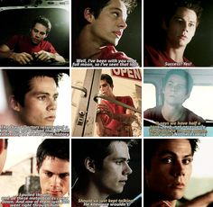 #TeenWolf #5x13 - Stiles - You want to get the band back together, Scott, you don't leave out the drummer.