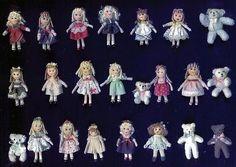 Toys for mini dolls