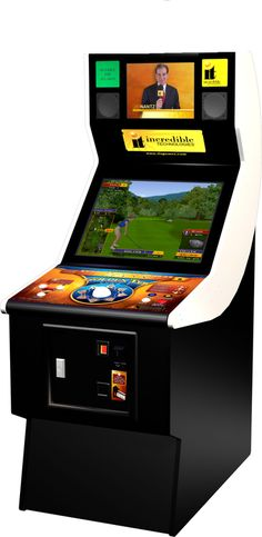 Golden Tee Live Dedicated Cabinet Arcade Instruction User Installation Manual