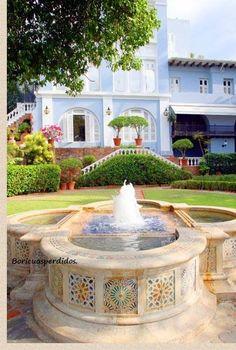 ☀Puerto Rico☀ Jardín de La Fortaleza = Garden of La Fortaleza, Governor's residence