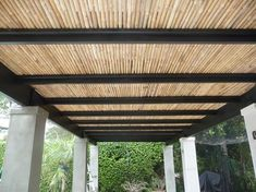 47 Hottest Pergola Design Ideas To Inspire. If you want your property to look glamorous, you should consider using a pergola. Pergolas can be described as open beamed structures, . Diy Pergola, Pergola Screens, Retractable Pergola, White Pergola, Small Pergola, Pergola Canopy, Pergola Attached To House, Deck With Pergola, Outdoor Pergola