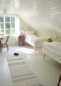 Scandinavian country style