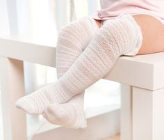762d46c61 2017 Fashion Toddler Solid Knee High Sock Newborn Baby Boys Girls Socks Leg  Warmers for Newborns Infant 0-3years