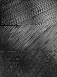 Pierre Soulages (French b. 1919) [Art Informel and Tachisme] Peinture 18 Mars 2010, 2010. (Minimalism)