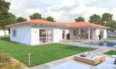 Der 154 m² Malli Bungalow mit Walmdach