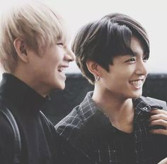 V and Jungkook BTS