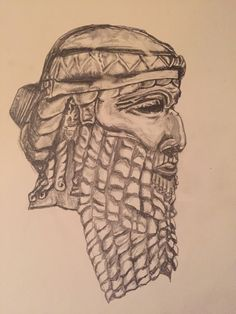 Sargon of Akkad, Mesopotamia, c. 23rd - 22nd century BC