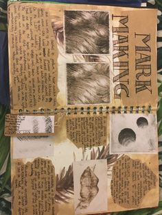 GCSE art grade 9 example- hope this helps! A Level Textiles Sketchbook, Gcse Art Sketchbook, Sketchbook Ideas, A Level Art Sketchbook Layout, Natural Forms Gcse, Artist Research Page, Art Diary, Art Folder, School Art Projects