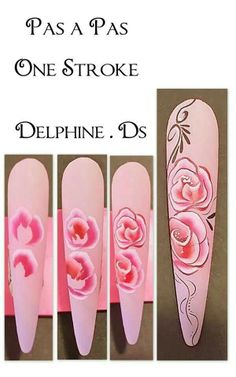 One stroke by Delphine DS