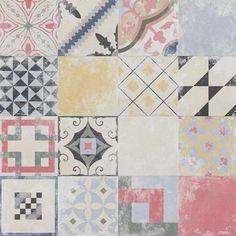 płytki typu patchwork