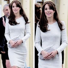 Kate Middleton, Duchess of Cambridge, visited SEND Prison today.