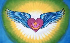 Sufi Heart and Wings | ... for sufism more common symbols wings heart sufi ideal sufi heart