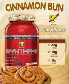 BodySpace FitBoard. BSN Syntha 6 Cinnamon Bun. Bodybuilding.com