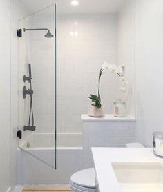 Bathtub Shower Combo Ideas For Wonderful Bathroom Area Design - Toilet Shower Combo For Sale Toilet Shower Combo, Bathtub Shower Combo, Bathroom Tub Shower, Bathroom Wall Decor, Bathroom Renos, Bathroom Layout, Bathroom Renovations, Bathroom Mirrors, Bathroom Cabinets