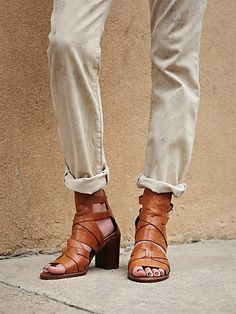 Free People Asher Heel