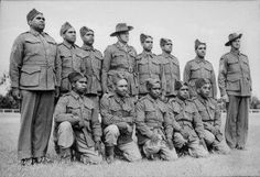Aboriginal Platoon December 1940  Number 9 Camp, Wangaratta    Indigenous Australians have served Australia in all major conflicts from the Boer War to the prese...nt.this ANZAC Day we celebrate the courage, tenacity and resourcefulness of Indigenous Australians in the armed forces.we thank you for your service and sacrifice..   Lest We Forget.