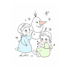Cute Kawaii Drawings, Kawaii Art, Princesa Disney, Black Aesthetic Wallpaper, Kawaii Wallpaper, Manga Illustration, Baby Prints, Character Design Inspiration, Disney Art