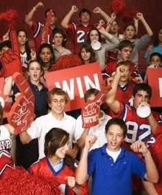 Fun Games for High School Pep Rallies