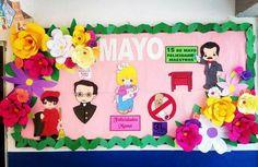 Periódico Mural - Mayo
