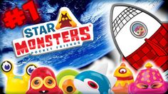 Star Monsters, Videos, Youtube, Stars, Friends, City, Super Funny, Toys, Amigos