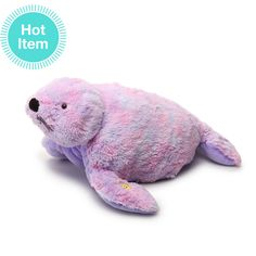 Take A Look At This Neon Blue Unicorn Pillow Pet By Pillow