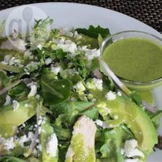 Vinagreta de limón y cilantro @ allrecipes.com.mx