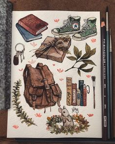 neimykanani - Posts tagged my art Art Drawings Sketches, Cartoon Drawings, Cute Drawings, Arte Sketchbook, Witch Art, Sketchbook Inspiration, Cartoon Art Styles, Cute Art, Art Inspo