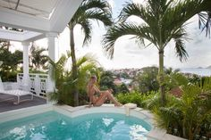 Hotel Carl Gustaf 1-2 Bed Suite VIP #StMartin St Barthelemy #Caribbean