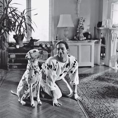 How to be Marc Jacobs and/or How to be a dalmatian. via http://artsxdesign.com/tab