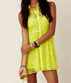 Fun Neon Clothes