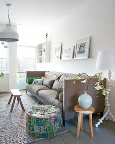 Dykehouse in Gouda Photographer: Jansje Klazinga | Stylist: Frans Uyterlinde #binnenkijken #vtwonen #livingroom #couch #basic