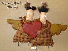 DiPaolo Handmade - angels with heart