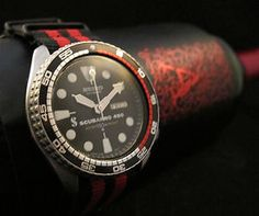 Another first here @ DC Vintage - a Seiko 6309 ScubaPro Dive Watch up for bid!